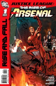 Justice League: the Rise of Arsenal 2010 #1