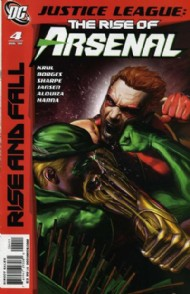 Justice League: the Rise of Arsenal 2010 #4