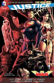 Justice League: Trinity War 2014