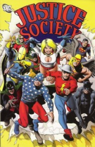 Justice Society 2006 #1