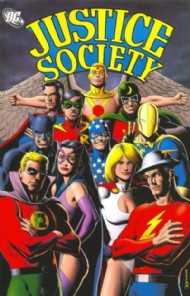 Justice Society 2006 #2