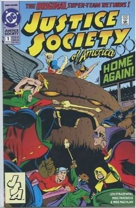 Justice Society of America (1st Series) #1