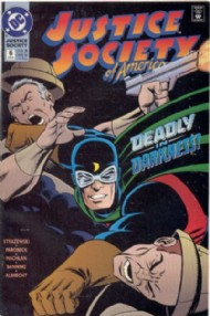 Justice Society of America (2nd Series) 1992 - 1993 #6
