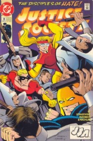 Justice Society of America (2nd Series) 1992 - 1993 #8