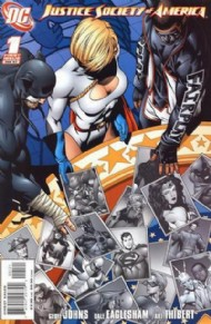 Justice Society of America (3rd Series) 2007 - 2011 #1