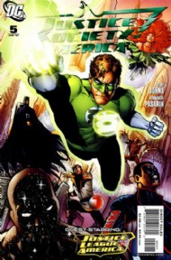 Justice Society of America (3rd Series) 2007 - 2011 #5