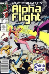 Alpha Flight (1st Series) 1983 - 1994 #69