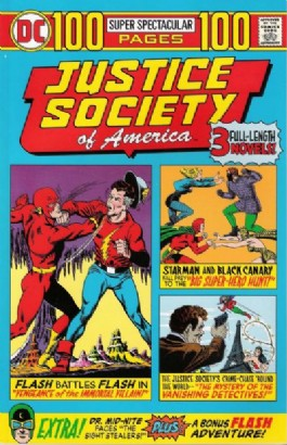 Justice Society of America 100-Page Super Spectacular