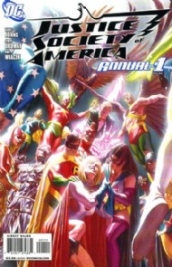 Justice Society of America Annual 2008 #1