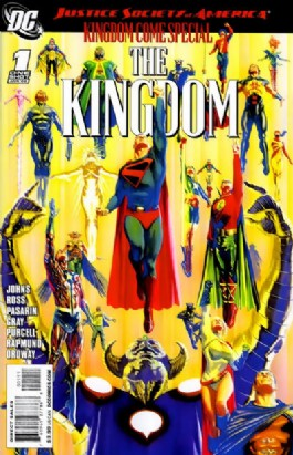 Justice Society of America Kingdom Come Special: the Kingdom #1