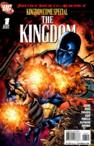 Justice Society of America Kingdom Come Special: the Kingdom 2009 #1