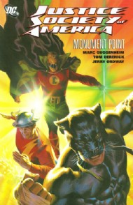 Justice Society of America: Monument Point 2010