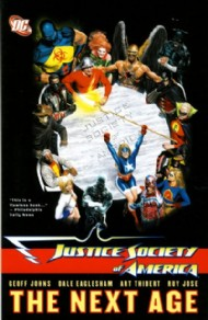 Justice Society of America: the Next Age 2007