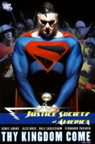 Justice Society of America: Thy Kingdom Come 2008 #1