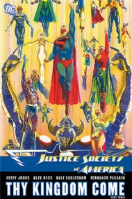 Justice Society of America: Thy Kingdom Come 2008 #3