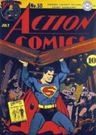 Action Comics (1st Series) 1938 - 2011 #50
