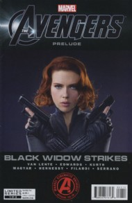 Marvel's Avengers: Black Widow Strikes 2012 #1