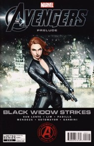 Marvel's Avengers: Black Widow Strikes 2012 #2