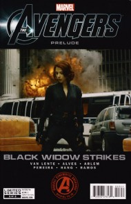 Marvel's Avengers: Black Widow Strikes 2012 #3