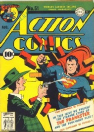 Action Comics (1st Series) 1938 - 2011 #51
