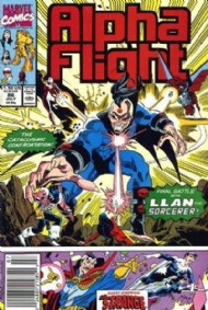 Alpha Flight (1st Series) 1983 - 1994 #86