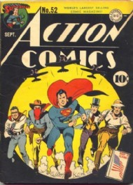 Action Comics (1st Series) 1938 - 2011 #52
