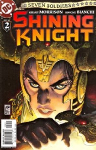 Seven Soldiers: Shining Knight 2005 #2
