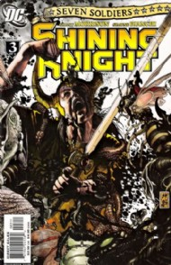 Seven Soldiers: Shining Knight 2005 #3