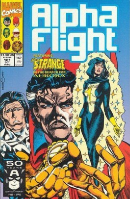 Alpha Flight (1st Series) #101