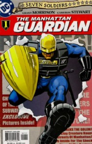 Seven Soldiers: the Manhattan Guardian 2005 #1