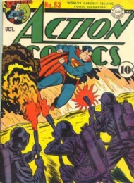 Action Comics (1st Series) 1938 - 2011 #53