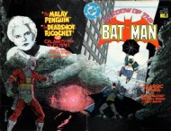 Shadow of the Batman 1985 - 1986 #3
