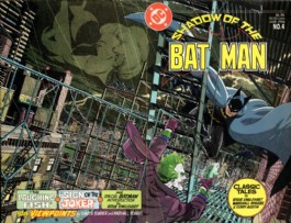 Shadow of the Batman #4