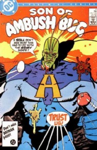 Son of Ambush Bug 1986 #4