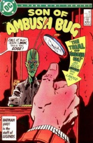Son of Ambush Bug 1986 #5