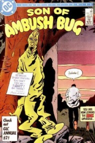 Son of Ambush Bug 1986 #6