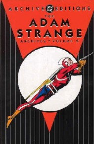 The Adam Strange Archives 2004 #2