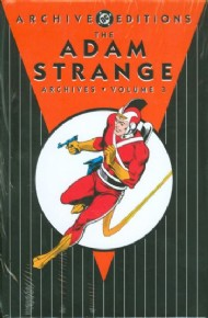 The Adam Strange Archives 2004 #3