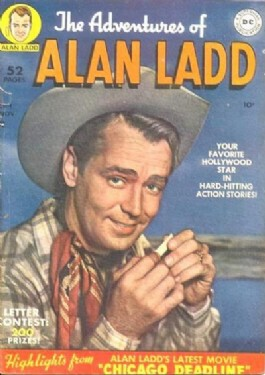 The Adventures of Alan Ladd #1