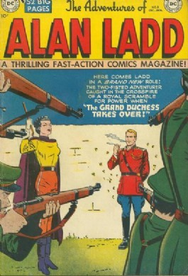 The Adventures of Alan Ladd #8