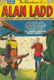 The Adventures of Alan Ladd 1949 - 1951 #8
