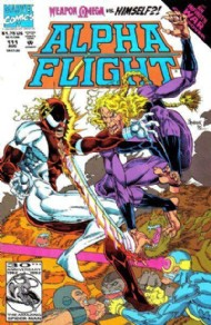 Alpha Flight (1st Series) 1983 - 1994 #111