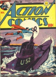 Action Comics (1st Series) 1938 - 2011 #54