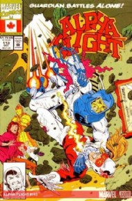 Alpha Flight (1st Series) 1983 - 1994 #113