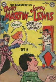 The Adventures of Dean Martin and Jerry Lewis 1952 - 1957 #7