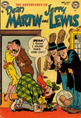 The Adventures of Dean Martin and Jerry Lewis #8