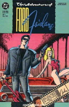 The Adventures of Ford Fairlane #1