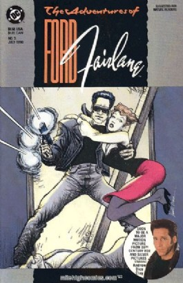 The Adventures of Ford Fairlane #3