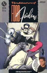 The Adventures of Ford Fairlane 1990 #3