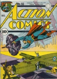 Action Comics (1st Series) 1938 - 2011 #55